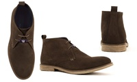 Deals on Joseph Abboud Lucca Mens Chukka Boots