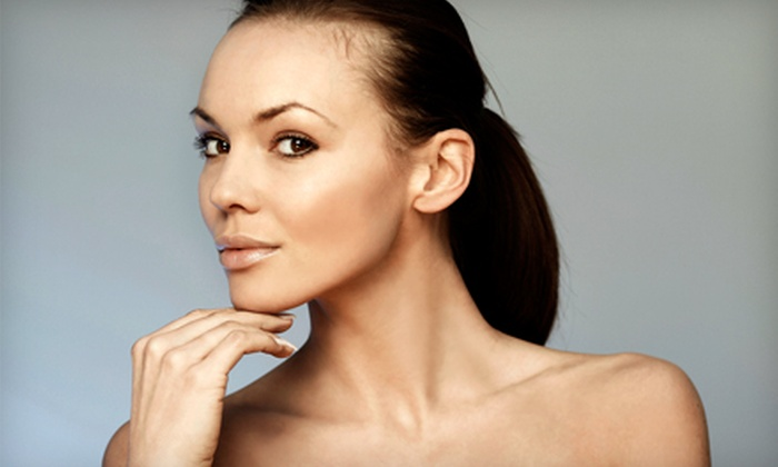Belle Mia Aesthetics and Weight Loss Center - Asheville: One or Three Chemical Peels at Belle Mia Aesthetics and Weight Loss Center