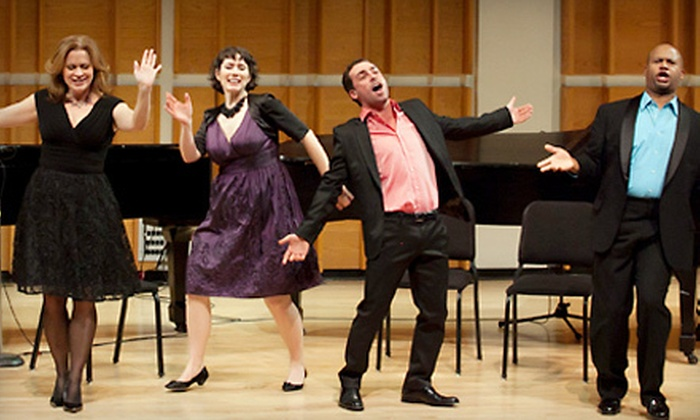 A Modern Person's Guide to Hooking Up and Breaking Up - Merkin Concert Hall at the Kaufman Music Center: New York Festival of Song: A Modern Person's Guide to Hooking Up and Breaking Up at Merkin Concert Hall on February 14 or 16 (Up to 51% Off). Four Options Available.