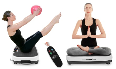 Vibrationsplatte 2D VS 300Dpro mit Trainingsprogrammen in der Farbe nach Wahl