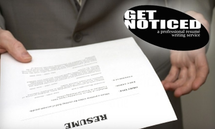 Get Noticed Resumes - Nashville: $35 for a Basic Resume Revision and Punch-Up from Get Noticed Resumes ($75 Value)
