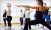 Lexington Healing Arts Academy - Wabash - Goodrich: 5 or 10 Yoga-Class Punch Card at Lexington Healing Arts Academy (Up to 56% Off)