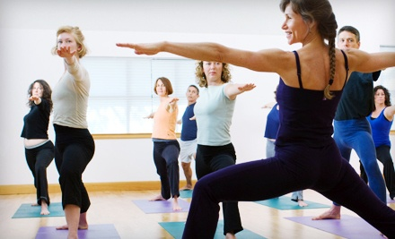 5 Yoga Classes (a $50 value) - Lexington Healing Arts Academy in Lexington