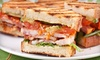 Cinnamon Production Catering Co. - Angier: $10 Worth of Italian and Brunch Fare