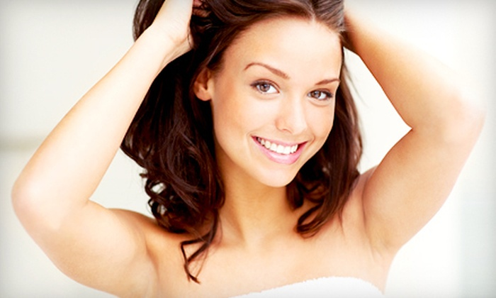 Prater's Skincare and Laser Center - Wagon Wheel: Laser Hair Removal at Prater's Skincare and Laser Center in Highland Village (Up to 80% Off). Three Options Available.