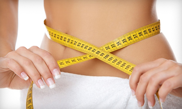 Slim Again Weight Loss - Lebanon: One, Three, or Four Laser-Like Lipo Sessions with Whole-Body Vibrations at Slim Again Weight Loss (Up to 80% Off)