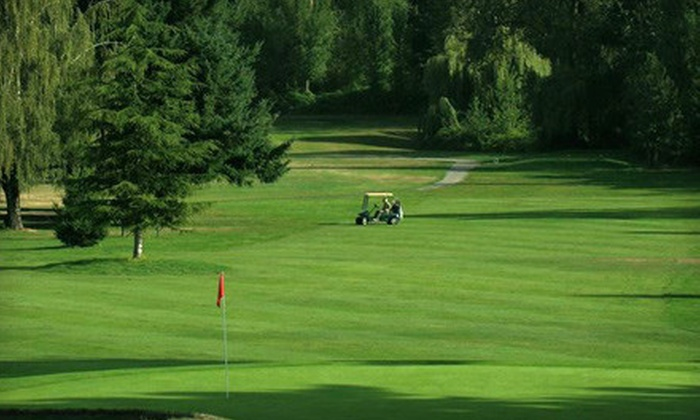 Colwood National Golf Club - Fir: $40 for a Golf Outing for Two with Cart Rental at Colwood National Golf Club (Up to $80 Value)