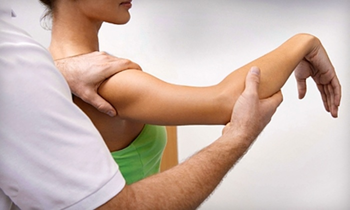Keeney Healthcare Center - Sungate: $39 for First Two Visits Including One-Hour Massage, Exam, and X-rays at Keeney Healthcare Center (Up to $371 Value)