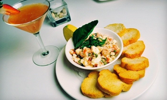 Muse - Anchorage: $15 for $30 Worth of Contemporary Dinner at Muse (or $9 for $18 Worth of Lunch or Brunch)