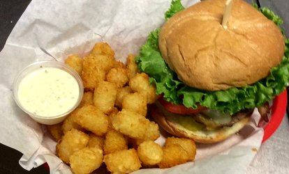 image for Casual Cuisine at Renegades <strong>Bar</strong> and Grill (Up to 40% Off)