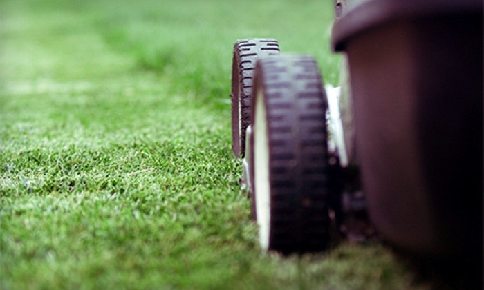 Keep it Green by Grounds Keeper, Inc. - Milwaukee: Lawn Care for 1/4 Acre, 1/2 Acre, or a Full Acre from Keep it Green by Grounds Keeper, Inc. (Half Off)