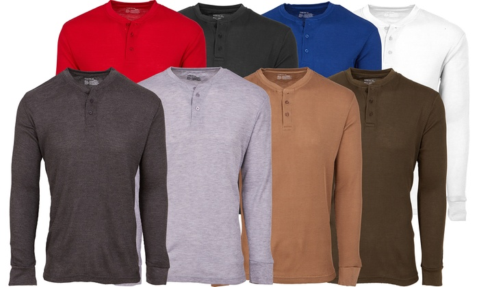 0db079f3ae0 Up To 35% Off on Vertical Sport Men s Thermal Tee
