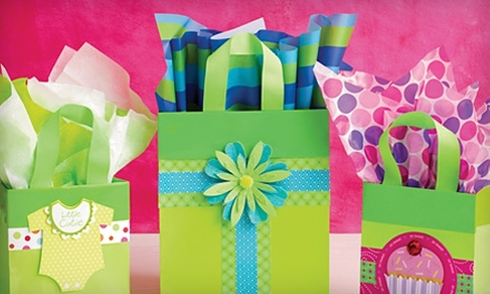 June's Hallmark - Multiple Locations: $10 for $20 Worth of Cards, Gifts, and More at June's Hallmark