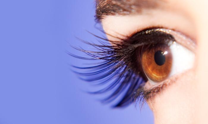 Kasia Baran - Elmwood Park: Partial or Full Set of Mink Eyelash Extensions or Custom Spray Tan at Kasia Baran (Up to 48% Off)
