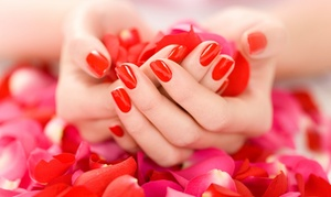 Lavish Nail Spa: Up to 58% Off Gel manicure packages at Lavish Nail Spa