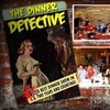 The Dinner Detectiven OC and LA - Fox Hills: $39 Admission to The Dinner Detective Interactive Murder Mystery Dinner Show ($71 Value). Buy Here for Saturday, April 3, with 6:15 p.m. Check-In. See Below for Additional Dates and Times.