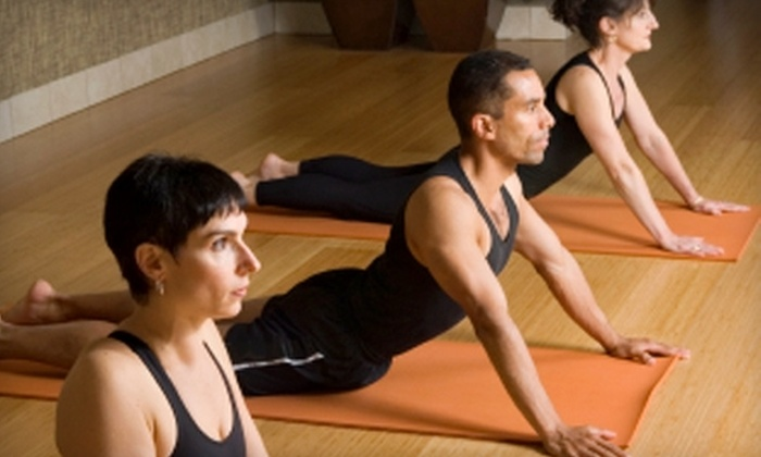 Studio on Main - Independence: $30 for 10 Drop-In Yoga Classes at Studio on Main in Independence ($100 Value)