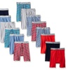Fruit Of The Loom Men's Boxer Briefs (14-Pack) (Size L)