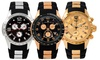 Unisex horloge Aquaswiss Trax 6H