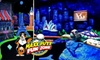 Maxx Putt Fun Zone - closed - Hoover: $10 for Two Rounds of Glow-in-the-Dark Mini Golf and Two Games of Balladium at Maxx Putt Fun Zone ($24 Value)