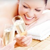66% Off Spa Day for Two