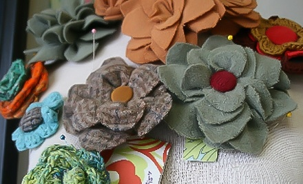 Stitch Cleveland: 4 Hours of Sewing Studio Time - Stitch Cleveland in Lakewood