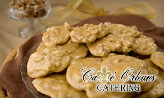 Cafe Orleans Catering - Windsor Spring: $20 for Two-Dozen Sweet Pralines from Cafe Orleans Catering ($42.95 Value)