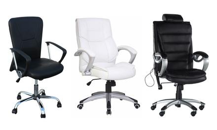 Sillas de oficina Eco-De disponibles en varios modelos y colores desde 59,99 € (hasta 60% de descuento)