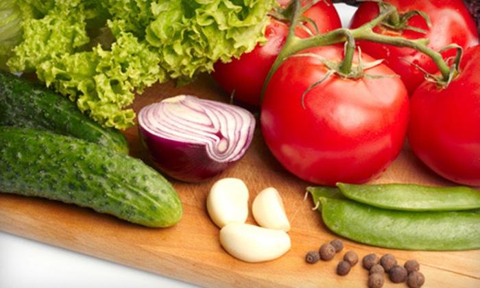 28-Day Vegan Challenge: $65 for an Online Detoxification Program from 28-Day Vegan Challenge ($249 Value)