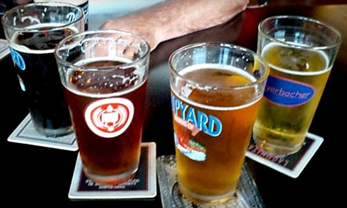 Willard's Tap House - Largo: $10 for $20 Worth of Draft Beer at Willard's Tap House