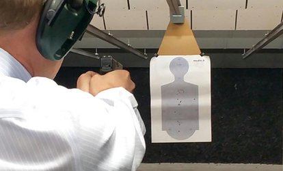 image for <strong>Shooting Range</strong> Package for Two, AR 15 Experience, or Handgun Course at Indy Arms Company (Up to 54% Off)