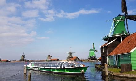 Historische rondvaart door de Zaanse Schans met Windmill Cruises