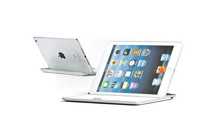 Conception innovante 7ff47 2f6c0 Clavier Bluetooth pour iPad 2/3/4, iPad Air ou Galaxy Tab 3/4 avec ou sans  accessoires, dès 16,90€ (jusqu'à -79%)