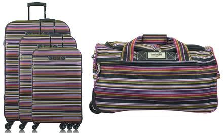 Set valige o trolley sacco Infinitif disponibili in vari modelli