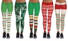 Christmas-Printed Leggings