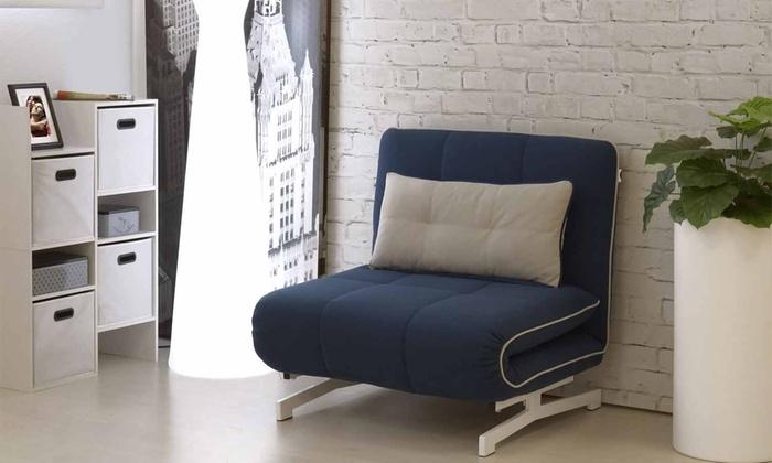 divano letto o poltrona letto groupon