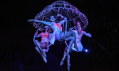 Two or Five Tickets to Universal Circus on 19 July - 5 August, Three Locations (Up to 77% Off)