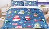 Christmas Design Quilt Cover Set