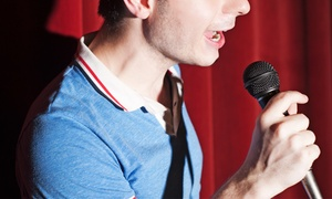 Up to 67% Off Comedy Show for Two or Four at The Comedy Zone, plus 6.0% Cash Back from Ebates.