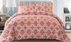 Superior Trellis All-Season Comforter Set (2- or 3-Piece)