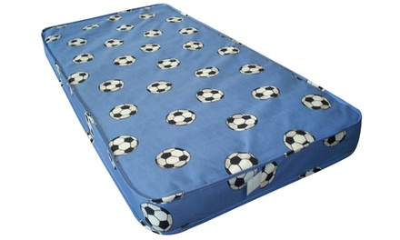 Kidsaw Single 3ft Football Mattress