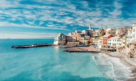 Genova: fino a 5 notti in camera doppia con colazione