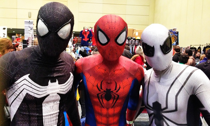 Windsor ComiCon - Caesars Windsor: Windsor ComiCon at Caesars Windsor Hotel on August 15 and 16 (Up to 46% Off)