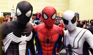 Windsor ComiCon: Windsor ComiCon at Caesars Windsor Hotel on August 15 and 16 (Up to 46% Off)