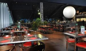 La Grande Luna Wok: Sushi,Thailandese, Brasiliano, Cinese e Italiano in forma all you can per 2 e 4 persone (sconto fino a 51%)
