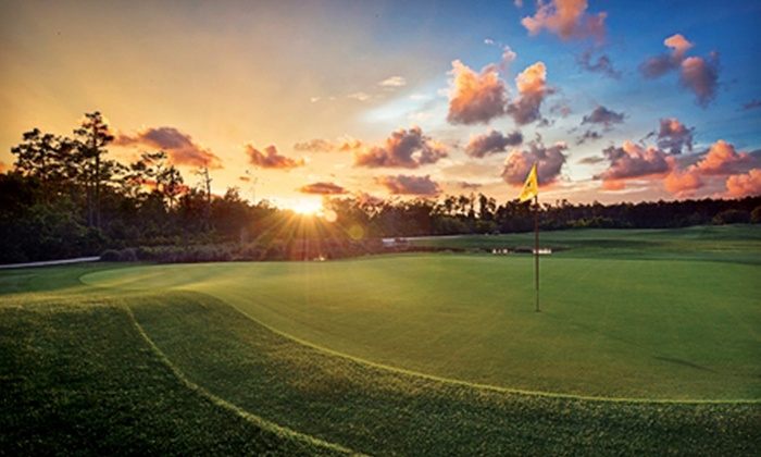 The Legends Golf Course at Orange Lake Resort - Orange Lake Resort: All-Day Golf for One or Two at The Legends Golf Course at Orange Lake Resort (Up to 62% Off)