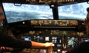Flight Sensations Paris: Prendre les commandes dans un simulateur en mouvement dès 49 € chez Flight Sensations Paris