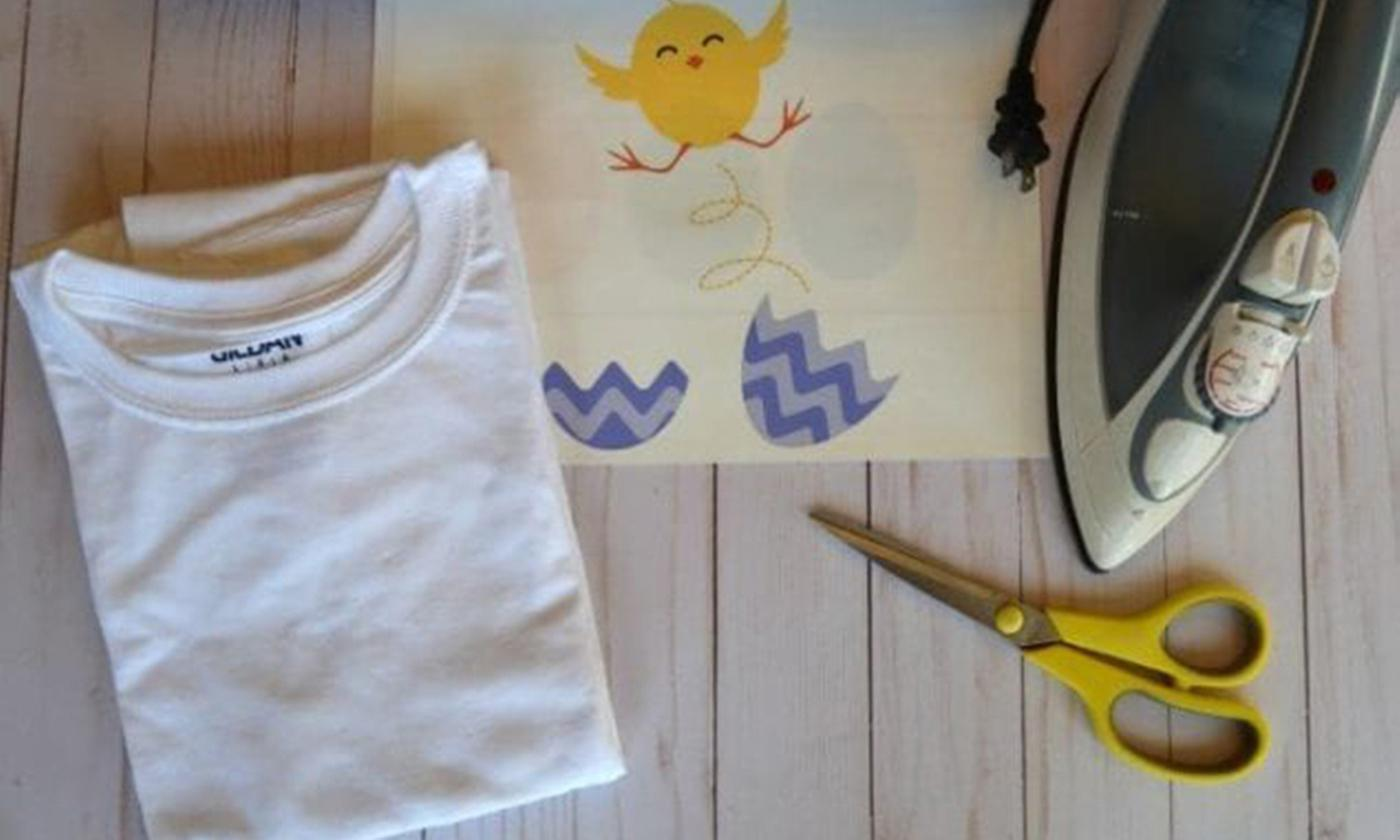 Two- or Four-Pack A4 T-Shirt Transfer Paper