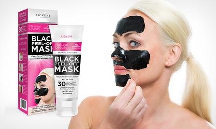 Una o 2 maschere peel-off Biovene 100 ml con estratti naturali
