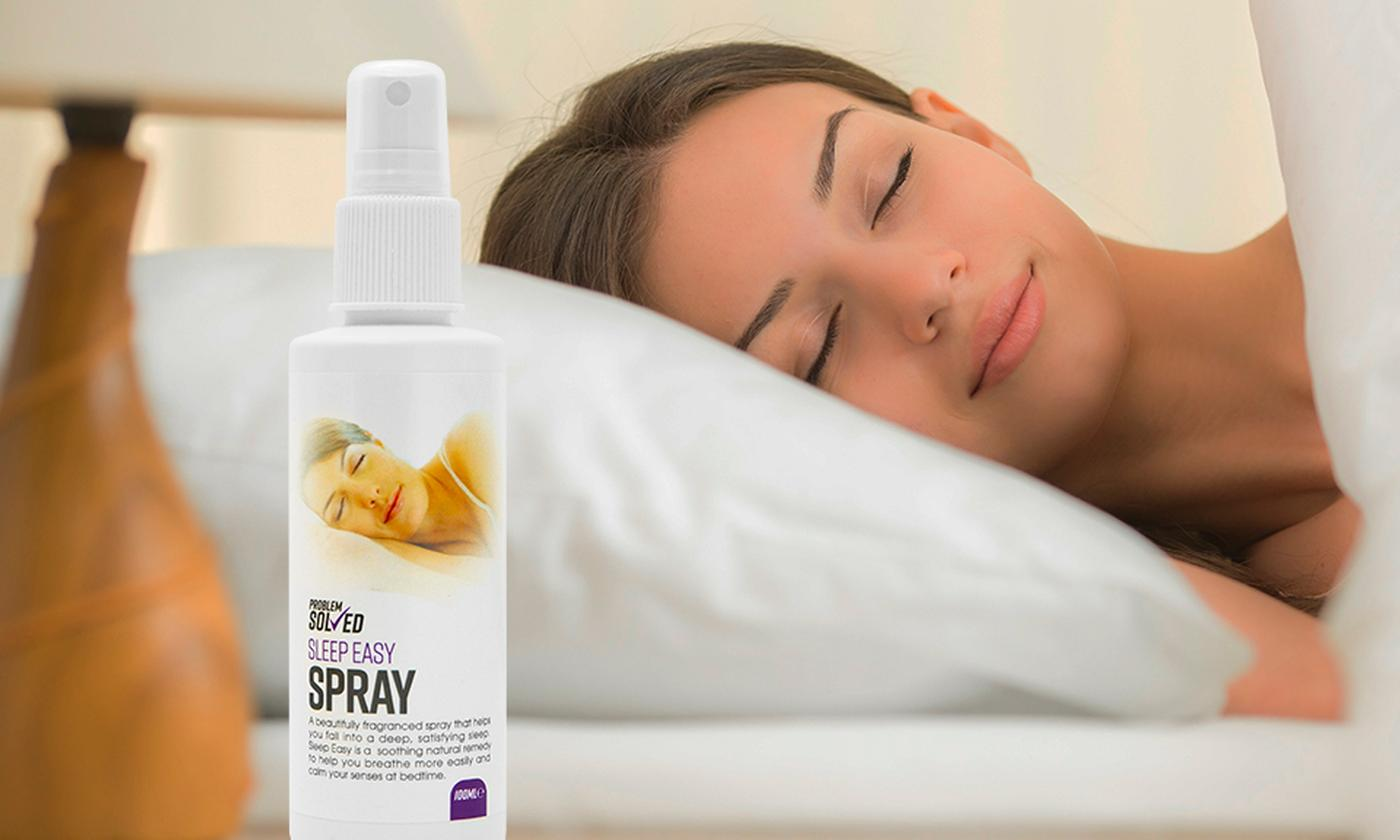 One, Two, Three or Four Sleep Easy Pillow Sprays 100ml